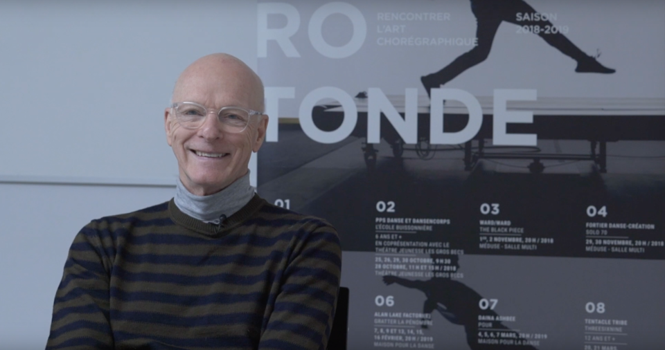 Vidéo : 3 minutes avec Paul-André Fortier
