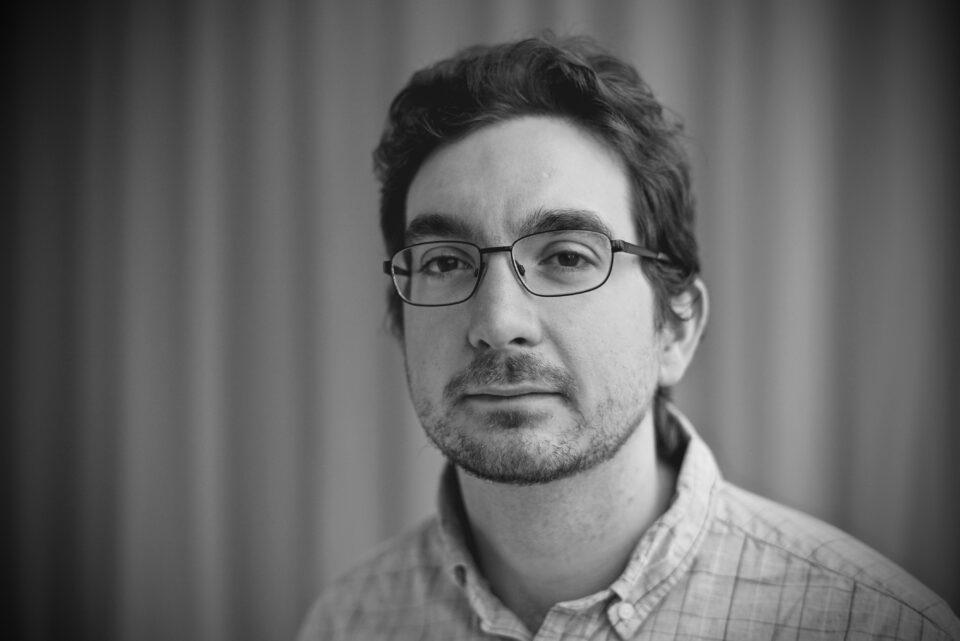 Nouveauté dans l'équipe : Pier-Hugues Madore à la billetterie!