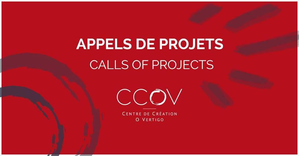 Appel de projet | Résidence courte durée au CCOV