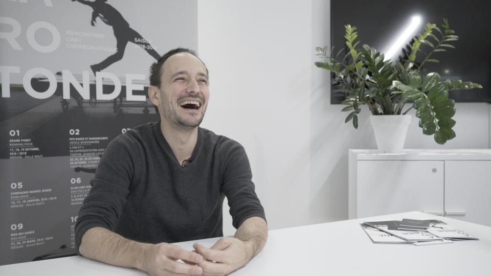 Vidéo : 3 minutes avec Manuel Roque