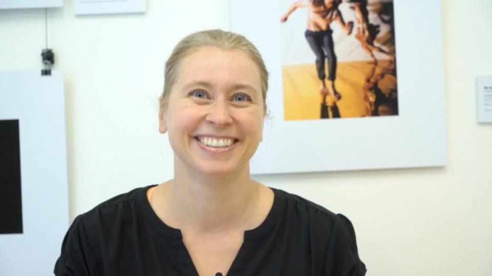 Vidéo : Entretien avec Karine Ledoyen