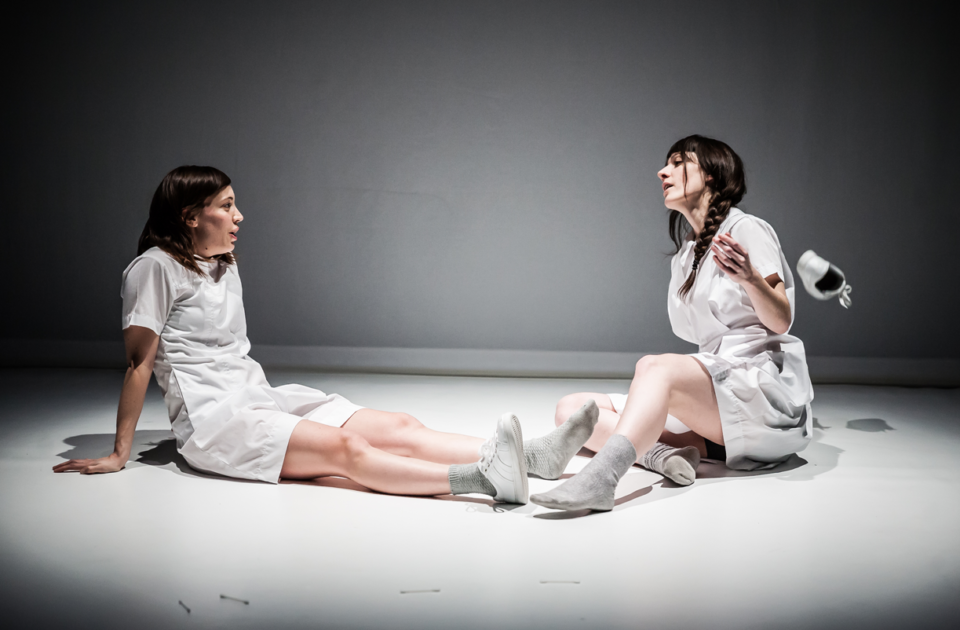 Rencontres chorégraphiques – Priscilla Guy et Catherine Lavoie-Marcus
