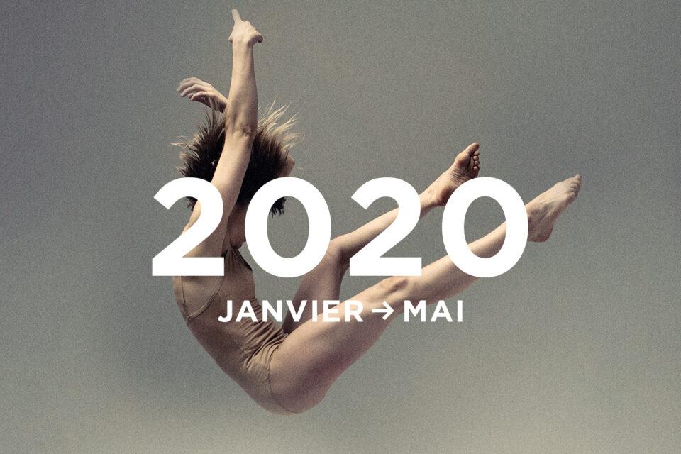 9 spectacles d'art chorégraphique en 2020