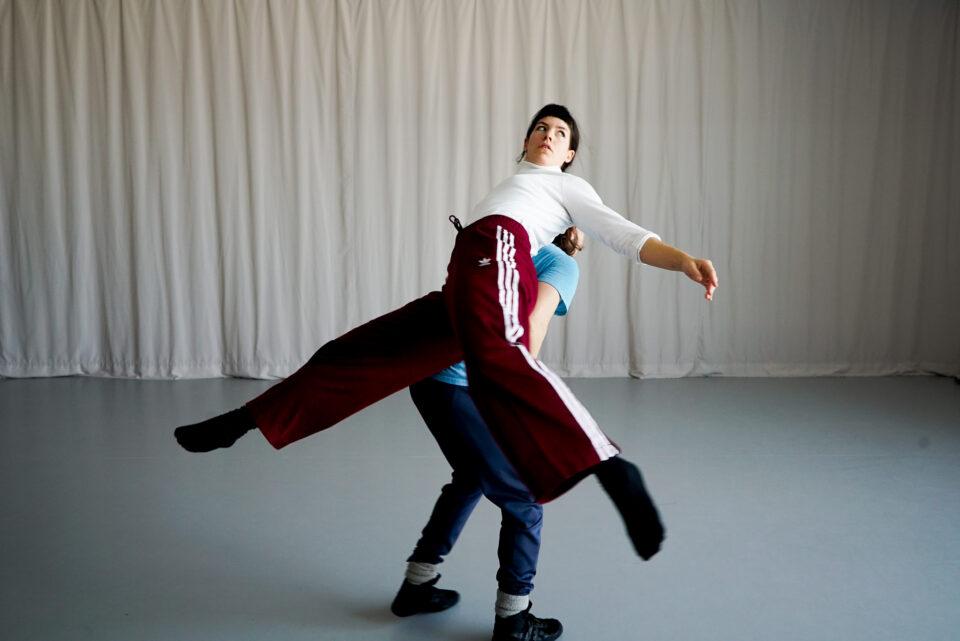 Le CRue en création à la Maison pour la danse