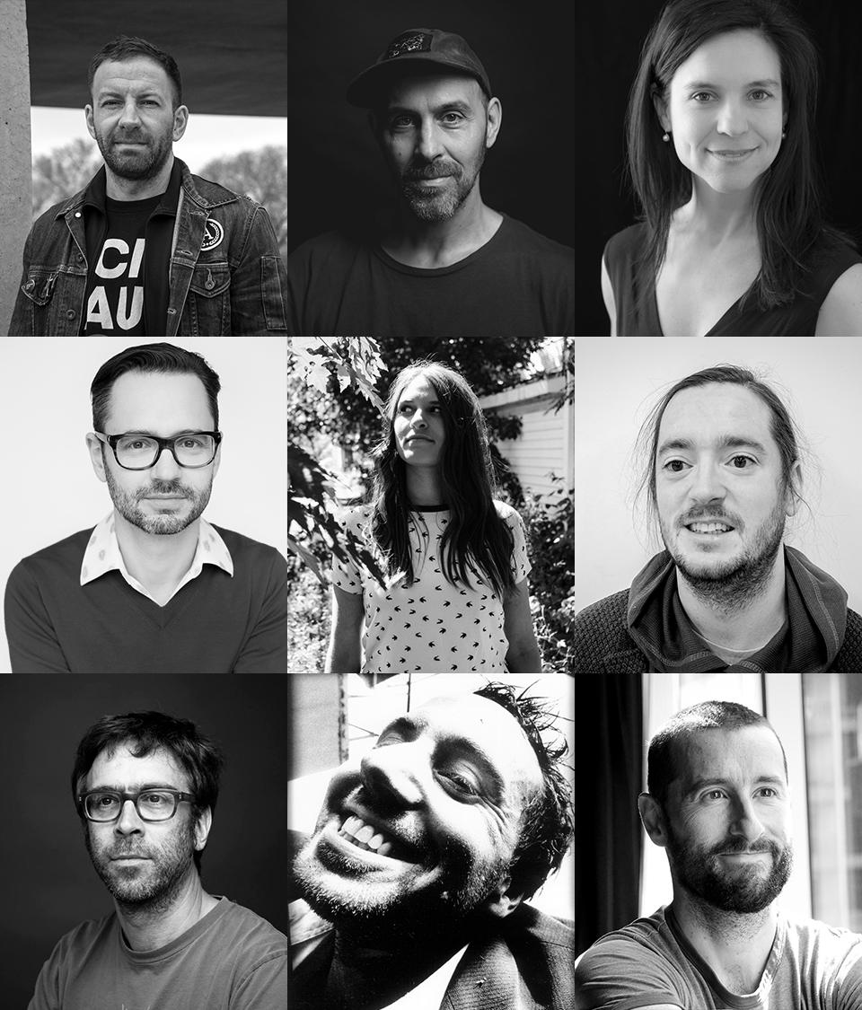 [BIO] Concepteurs et conceptrices sonores – Osez! en solo Québec