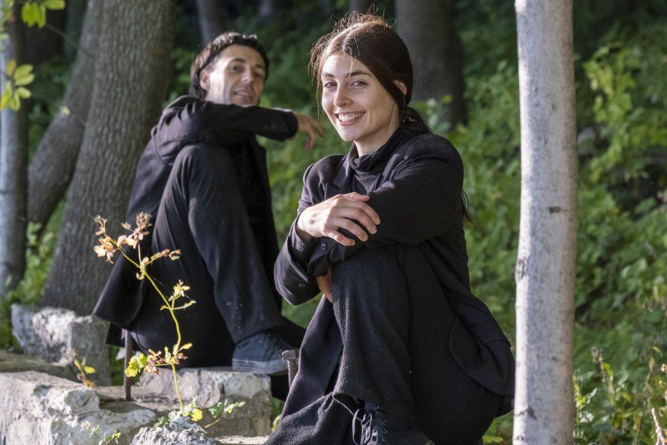 Nicolas Patry et Myriam Arseneault / Crédit photo : Luc Senécal