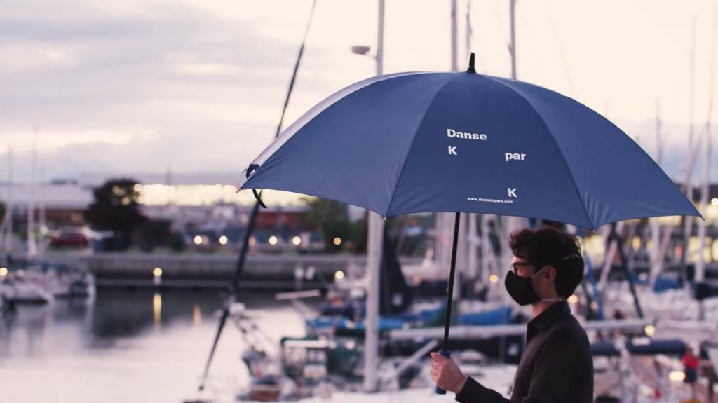 Parapluie Danse K par K