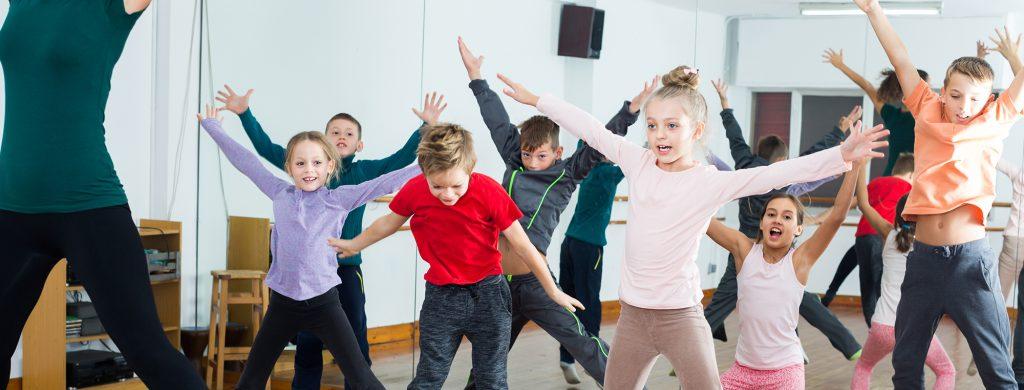 Bandeau scolaire - Atelier Danser!